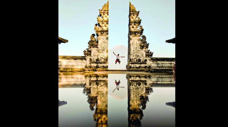If you plan well in advance, travelling to Bali is very affordable.