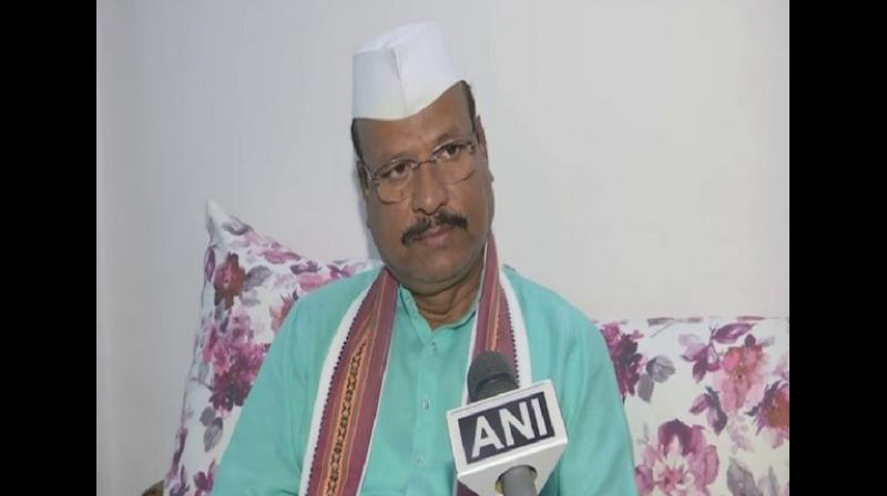 According to former MP Chandrakant Khaire, Sattar is angry over Shiv Sena's decision to support Congress in the Zilla Parishad president elections. (Photo: ANI)