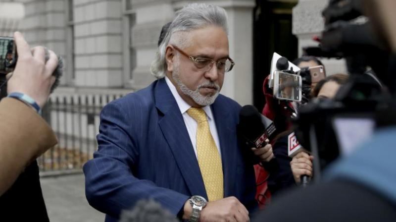 The 62-year-old former Kingfisher Airline boss, who has been on bail on an extradition warrant since his arrest in April 2017, is fighting extradition to India on charges of fraud and money laundering amounting to around Rs 9,000 crores. (Photo: File)