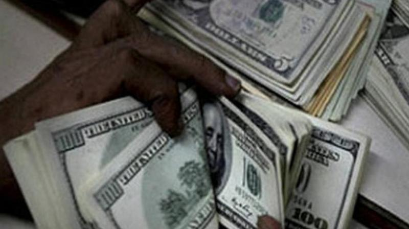 Foreign investors have pulled out over Rs 9,300 crore (USD 1.3 billion) from the Indian capital markets in the last four trading sessions on unabated fall in rupee and rise in crude oil price.