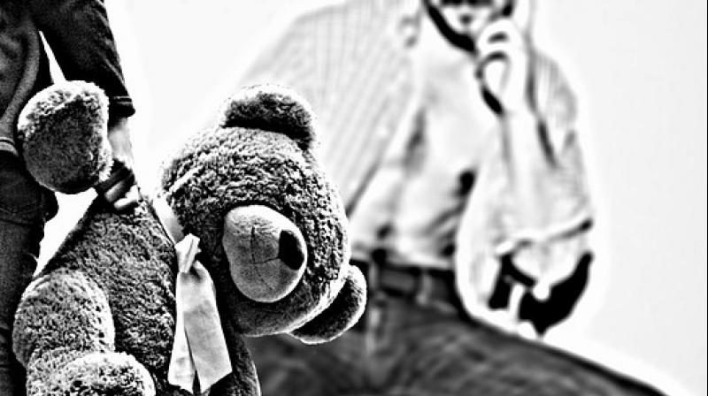 When boys were depicted in the abuse, it was more likely to be severe. (Photo: Pixabay)