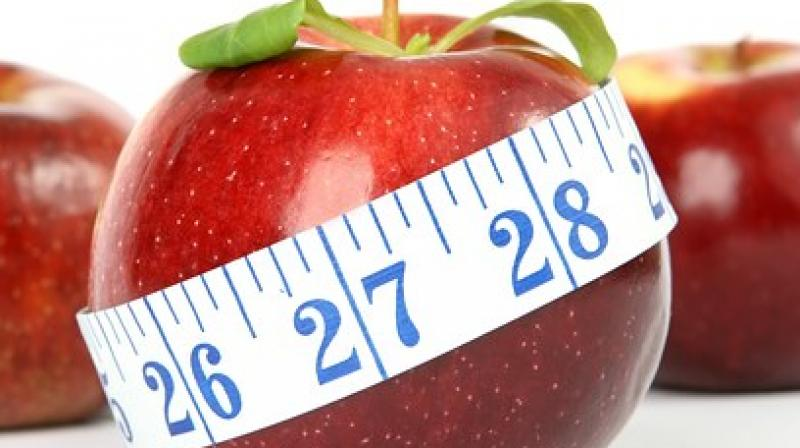 Researchers from Postmouth University found dieters who were using functional imagery training (FIT) lost 1st (14lbs) and 9cm from their waists after a year, on average. (Photo: Pixabay)