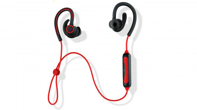 PTron Sportster earphones feature in three colour variants – Red, Blue and White, which are priced at Rs 899.