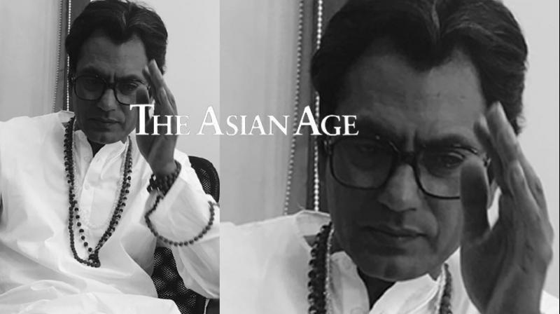 Exclusive first look: Nawazuddin Siddiqui as Bal Thackerey.