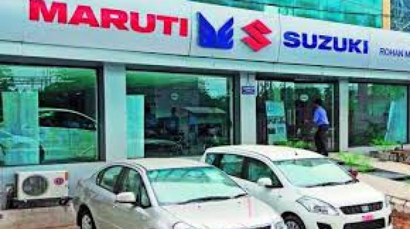 Maruti Suzuki India (MSI) on Thursday said it aims to sell over 2 lakh units with auto gear shift (AGS) technology in the current fiscal.