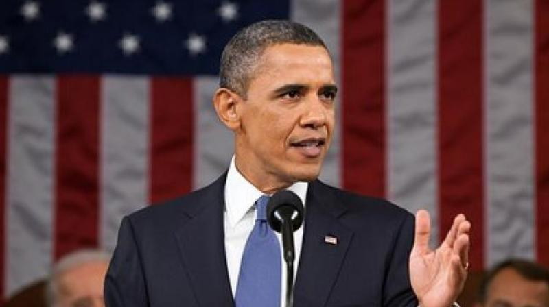 Obama gave shout-outs to seven Democratic candidates in competitive House districts across California that are considered crucial to the party's efforts to oust Republicans from control. (Photo: File)