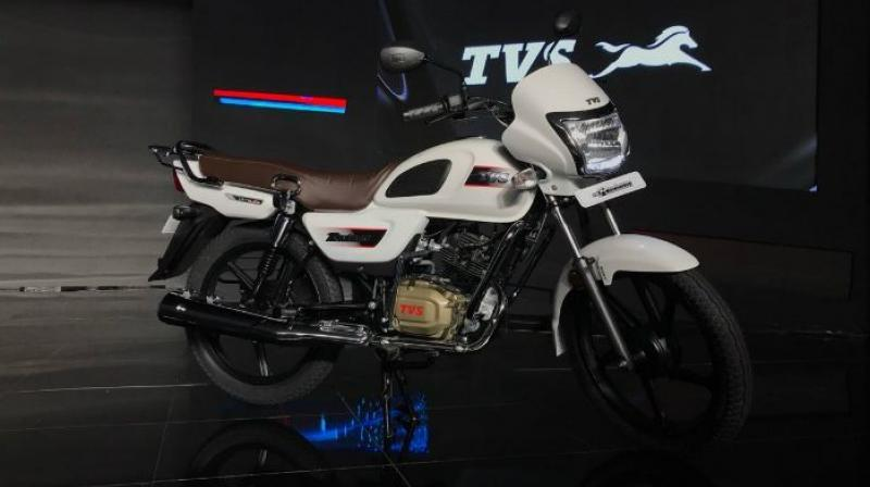 After a long wait, TVS has finally revealed the pricing of its new commuter motorcycle.