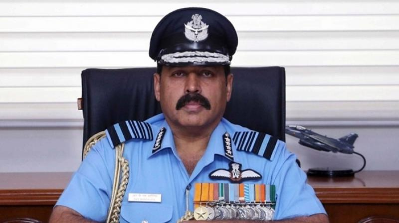 'We are monitoring the developments and I reassure the country that we are ready to deal with any situation where our services are required by the nation,' the Air Chief Marshal said. (Photo: ANI)