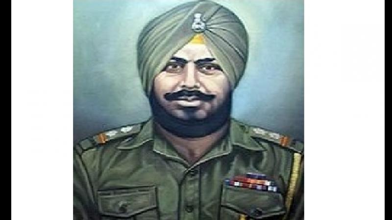It is time for New Delhi to ask the Chinese government to repatriate to India the mortal remains of the brave Sikh soldier. (Stock Image)