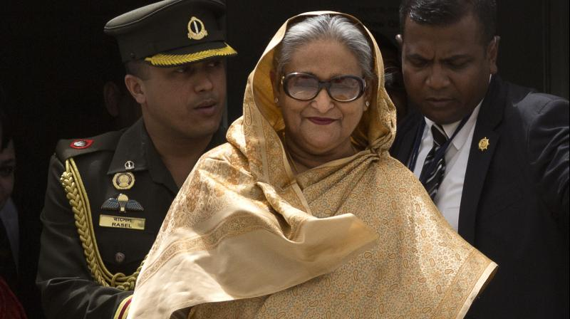 """We saw the then Indian Prime Minister Indira Gandhi visiting important countries during our 1971 Liberation War. Only then the global initiative (to stop the Pakistani genocide) began,"" said BNP secretary general. (Photo: AP)"