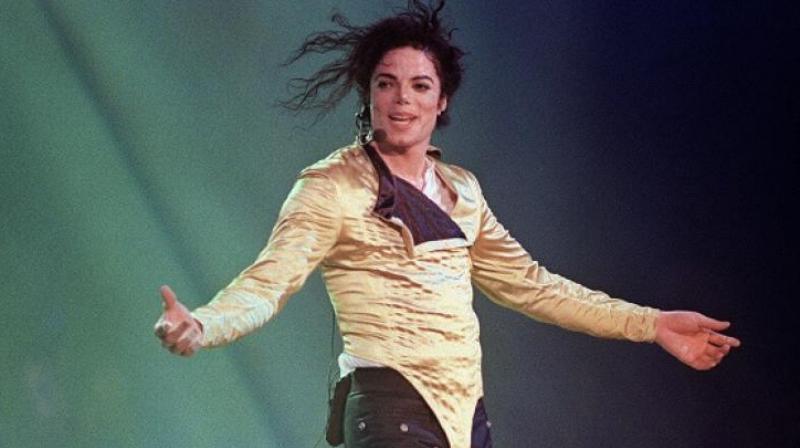 Michael Jackson. (Photo: AFP)