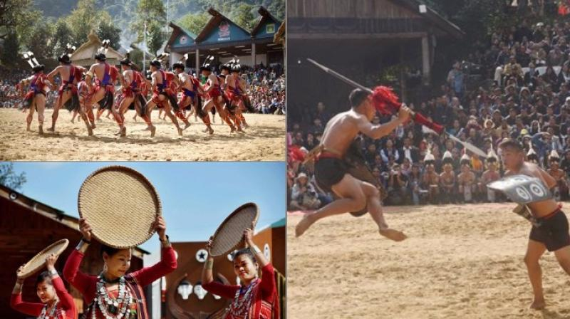 The annual festival first held in 2000 is also called the 'Festival of Festival' and different tribes participate (Photo: AP)