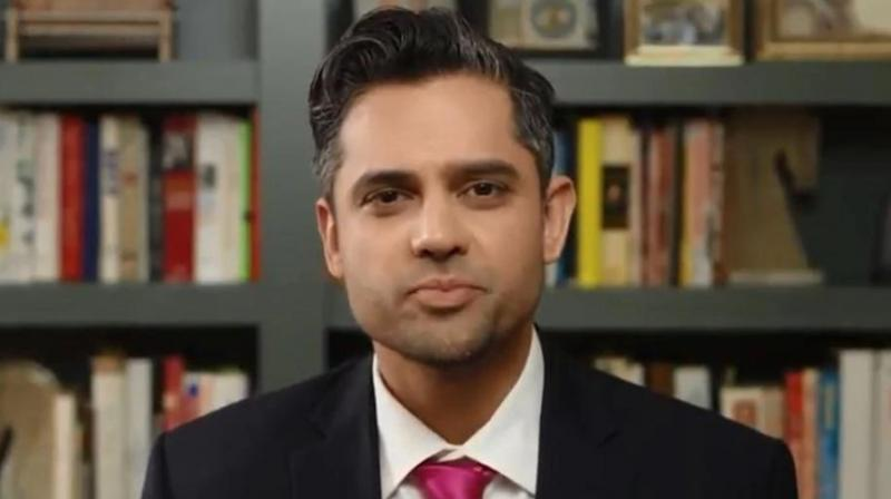 Finding it difficult to defend the Trump administration's policies as a diplomat especially over race and immigration, Sri Preston Kulkarni last December decided to quit his dream job at the US state department to run for Congress. (YouTube grab from 'KulkarniForCongress')