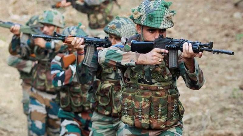 The world's second largest standing Army has been pressing for fast-tracking the procurement of various weapons systems considering the evolving security threats including along India's borders with Pakistan and China. (Photo: PTI/Representational)