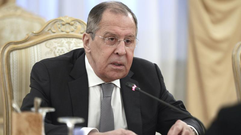 The Russian foreign minister said both his country and India had agreed to keep in close touch on the situation in the strife-torn nation, pointing to the contributions that neighbours and old powerful actors in the region can make in the Afghan peace process. —  AP