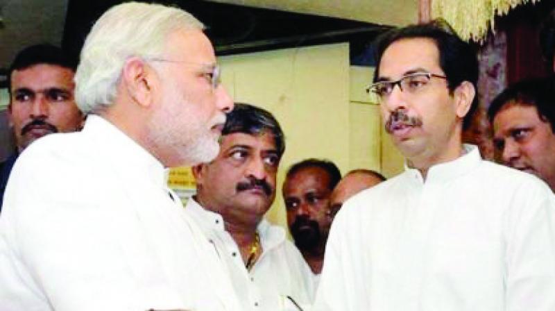 Shiv Sena chief Uddhav Thackeray dared the Modi-led Central government to abolish the Article 370.
