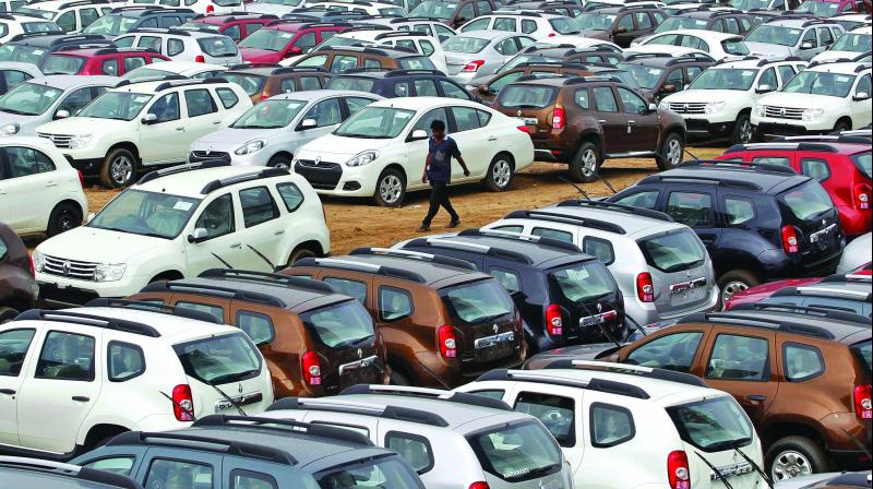 The automobile industry, India's third largest employer, saw its worst-ever drop in sales in August, with despatches in all segments, including passenger vehicles and two-wheelers, plummeting as the sector continued to see bloodbath under an unprecedented downturn.