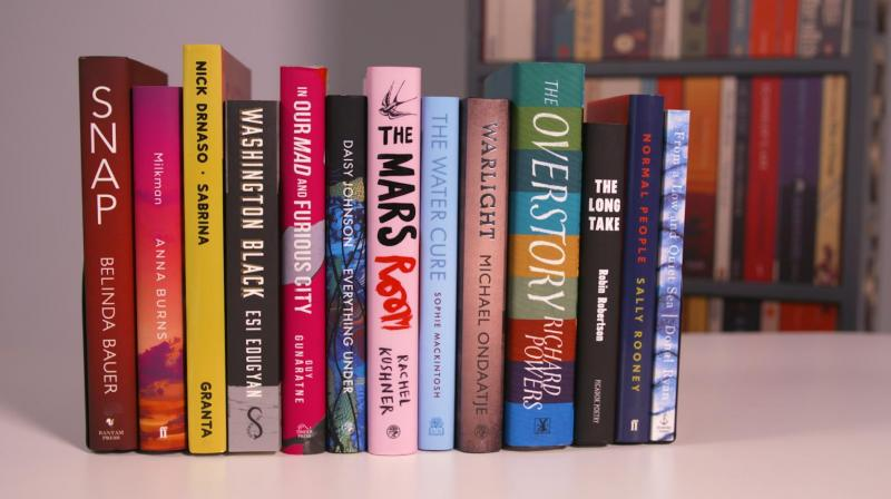 This is the first year that novels published in Ireland are eligible for the prize. (Photo: themanbookerprize.com)