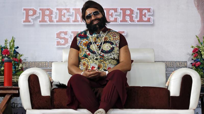 Gurmeet Ram Rahim Singh (Photo: AP)