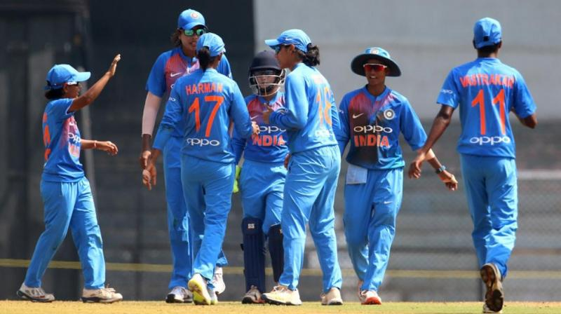 The loss showed the W V Raman-coached side has a lot of work to do before the T20 World Cup in Australia early next year. (Photo: File)