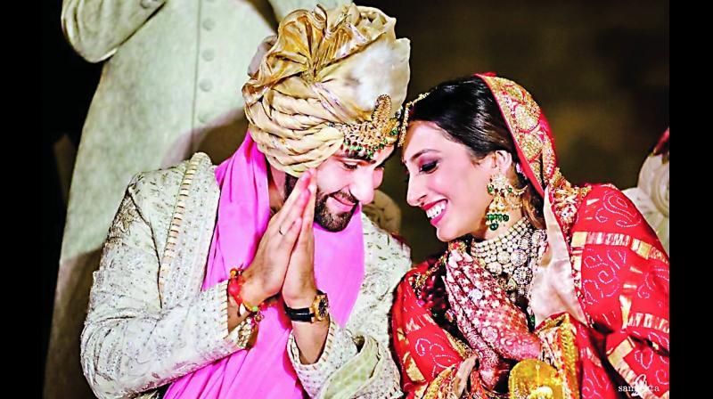 Armaan Jain and Anissa Malhotra