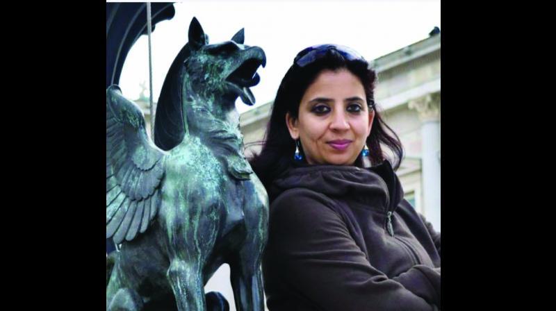 Senior advocate Aishwarya Bhati
