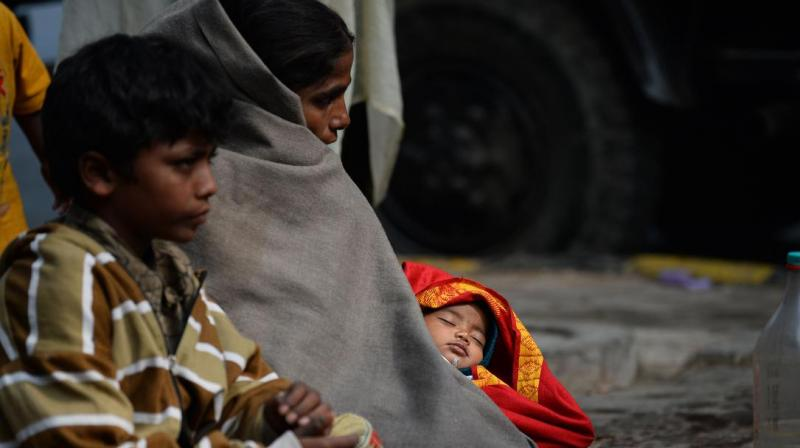 The government had earlier told the court that begging should not be a crime if it was done due to poverty. It had also said begging will not be decriminalised. (Photo: AFP   Representational)