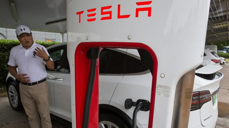 Tesla will pay USD 31,000 to settle US EPA hazardous waste claims