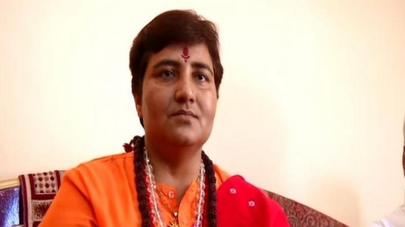 BJP LS candidate and Malegaon blast accused Sadhvi Pragya Thakur. (Photo: File)
