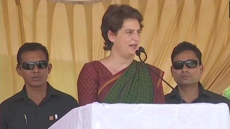 "In a tweet late on Sunday night, she said Prime Minister Narendra Modi would have to listen to the voice of the youth sooner than later as his government was trying to suppress their voice and courage with its ""hollow dictatorship"". (Photo: File)"