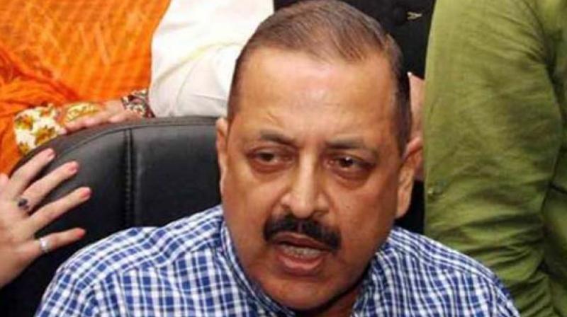 Union Minister Dr Jitendra Singh (Photo: File)