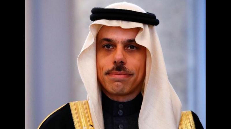 Prince Faisal bin Farhan bin Abdullah Al-Saud has been named the new foreign minister in a partial Cabinet reshuffle and Saleh bin Nasser bin Ali Al-Jasser has been named as the country's transport minister. (Photo: ANI)