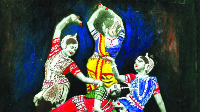 Debrabrata's tribute to some of India's greatest musicians and dancers.