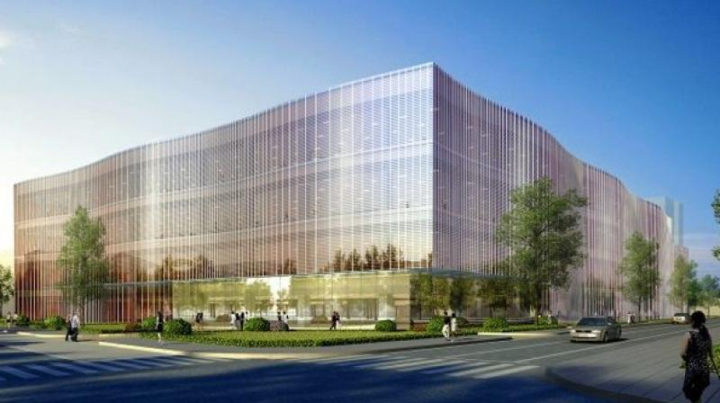 Apple has some special projects lined up for the future. (Photo: Apple's R&D centre in Japan)