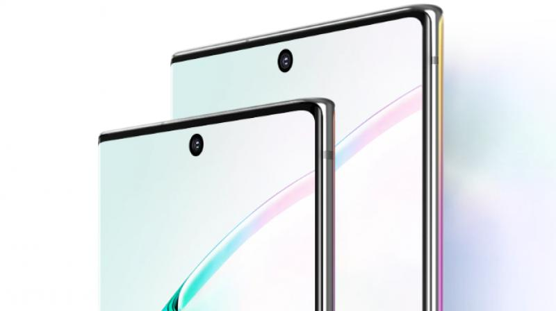 Samsung will unveil the Note10 series at an event which will be held at Samsung Opera House in Bengaluru.