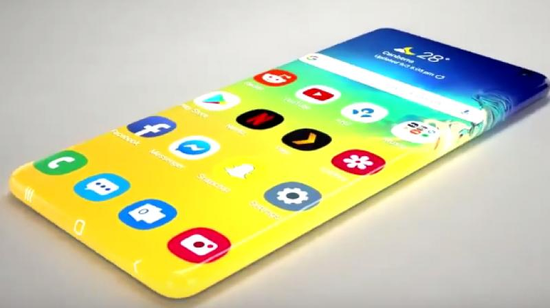 The future is bright for Android! (Photo: Samsung Galaxy Zero concept AndroidLeo)