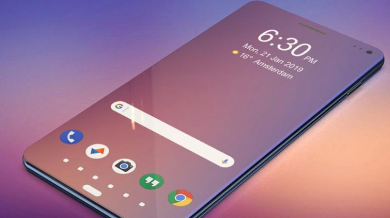 The Samsung Galaxy S11+ could feature 5G capabilities.