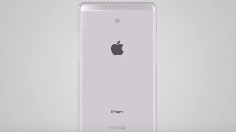 The main new iPhone concept is Side Displays.