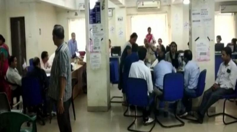 The NRC, which was first prepared in 1951, is being updated in Assam in an effort to weed out illegal immigrants. The first draft released last year had excluded names of 40 lakh applicants. (Photo: ANI)
