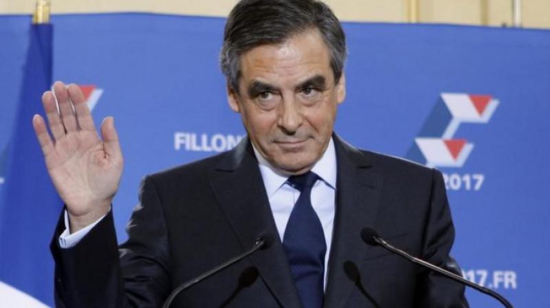 Fillon faces charges of misusing public money over a long period from 1998 to 2013, concealing the offence, and failing to meet standards over transparency in public life. (Photo: AP)