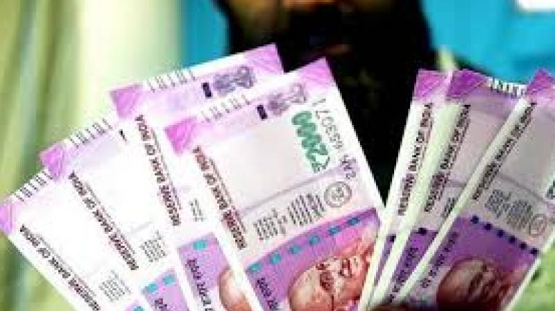 Rupee is trading at 66.65 against the US dollar in early trade.
