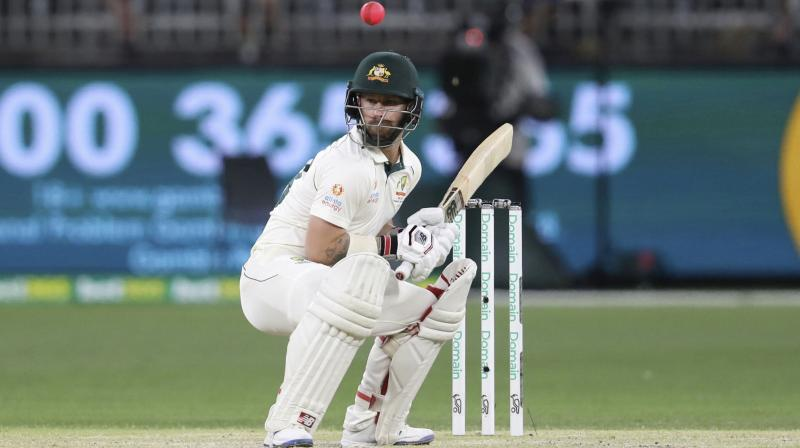 Australian spinner Nathan Lyon said there was nothing untoward in the bumper barrage New Zealand served up in the first Test in Perth, and he expects more of the same. Australia's Matthew Wade ducks under a short ball from New Zealand's Neil Wagner during play in their cricket test in Perth, Australia, Saturday, Dec. 14, 2019. (Photo:AP/PTI)