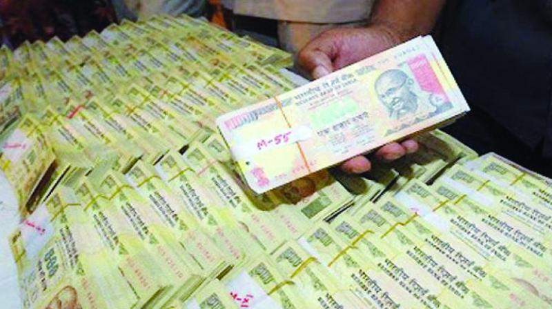 Rs 1,53,700 was stolen from company's digital locker.