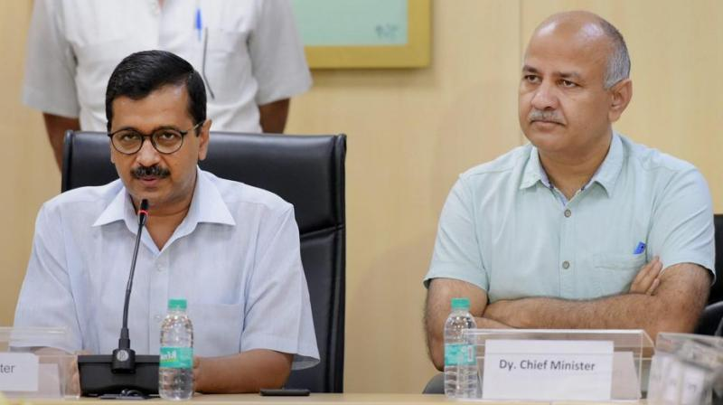 The Delhi Police had on May 18 questioned Kejriwal for over three hours in connection with the alleged assault. (Photo: PTI)