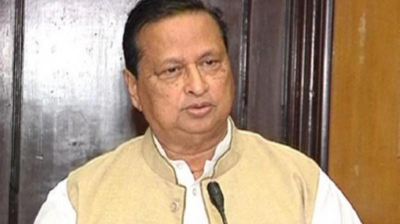 Odisha Pradesh Congress Committee (OPCC) chief Niranjan Patnaik