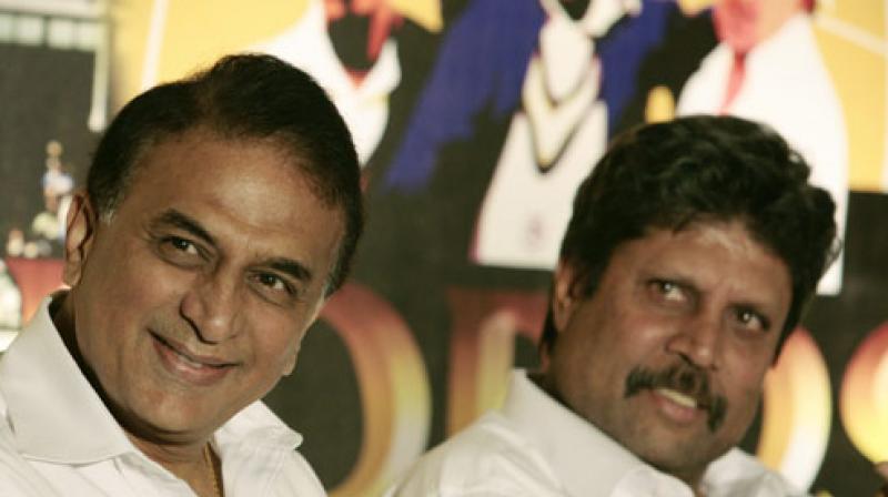 Sunil Gavaskar believes that Kapil Dev is the greatest impact player India ever had. (Photo: AFP)