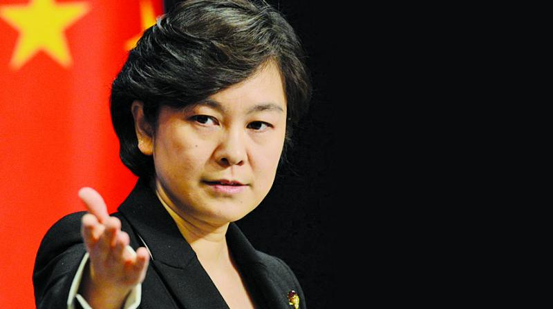 Chinese Foreign Ministry spokesperson Hua Chunying said Pakistan is at the frontline of fighting terrorism. (Photo: File)