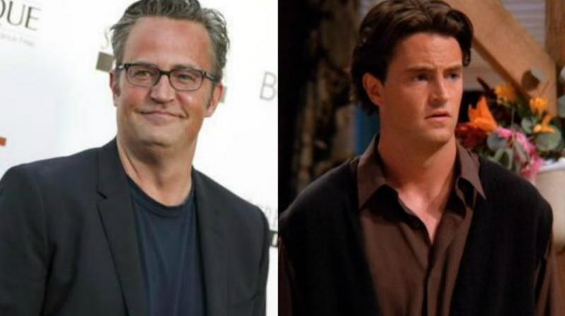 Matthew Perry is still popular for the character of Chandler Bing in 'Friends.' (Photo: AP)