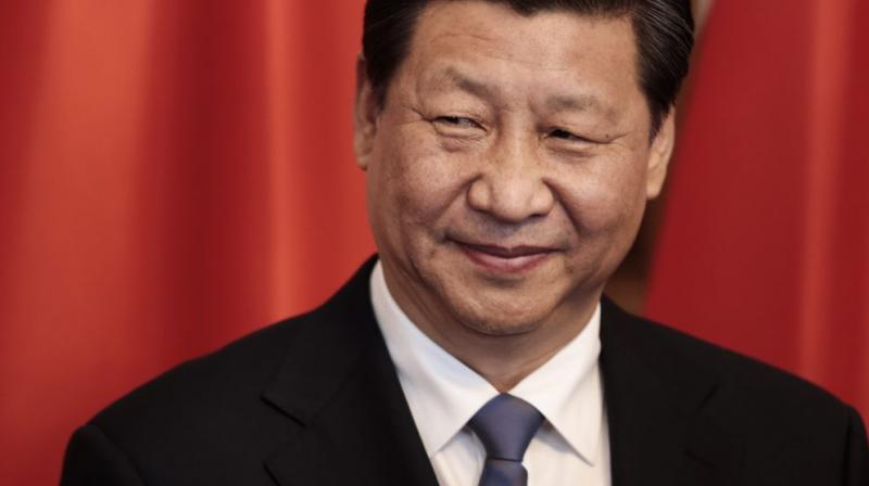 The Xi Jinping Thought is a 14-point basic policy that allows for harmonious development and upholding the core values of 'socialism with Chinese characteristics.' (Photo: AP)