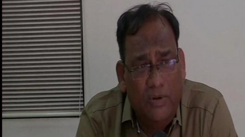 Deputy Health Officer of Surat Municipal Corp Dr Mahendra Patel. (Photo: ANI)